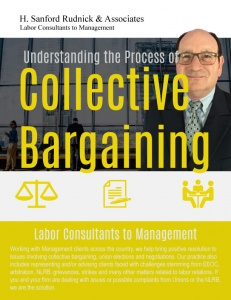 Understanding the Process of Collective Bargaining - Seminars