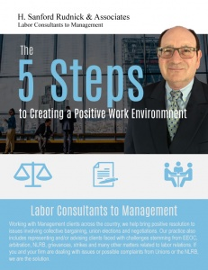 The 5 Steps to Creating a Positive Work Environment